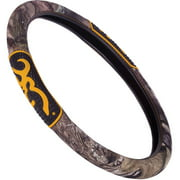 Browning Steering Wheel Cover, Mossy Oak Country