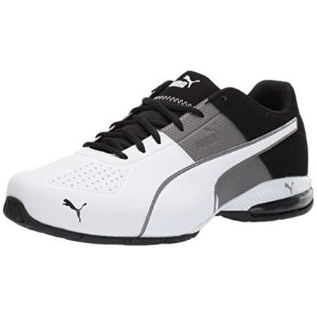 PUMA Men's Cell Surin Sneaker, Charcoal Gray White, 13 M US ()