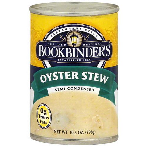 Old Original Bookbinder's Oyster Stew Soup, 10.5 oz (Pack of 6)