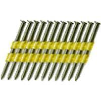 Plastic Collated Pneumatic Nails, 0.113 X 3