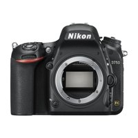 Nikon D750 - Digital camera - SLR - 24.3 MP - Full Frame - body only - Wi-Fi