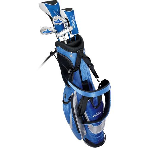 TiTech X-Gen Junior Golf Set (Ages 7-12 yrs. - RH)