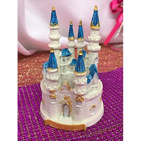 Fairy Tale Castle Cake Favor Decoration Keepsake Gift Wedding Birthday Party