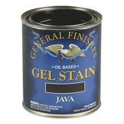 General Finishes Java Gel Stain, Pint