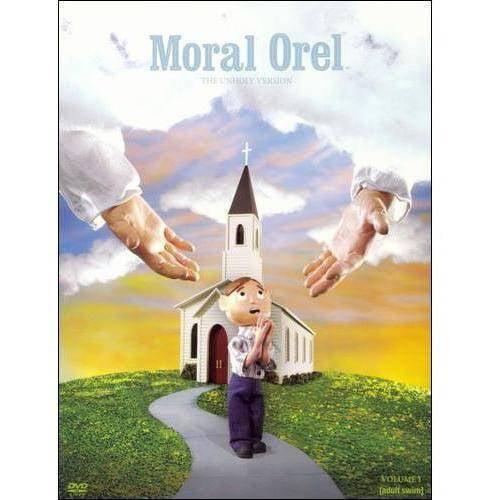 Moral Orel, Volume One (Full Frame)