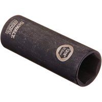 DEWALT DW22912 13/16-Inch IMPACT READY Deep Socket for 1/2-Inch Drive