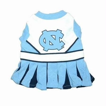 North Carolina Tarheels Cheerleader Dog (Nfl Cheerleader Dress)