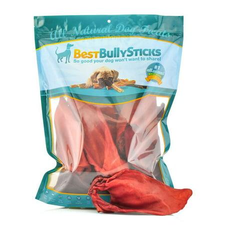 Best Bully Sticks Buffalo Ear, 20 Ct