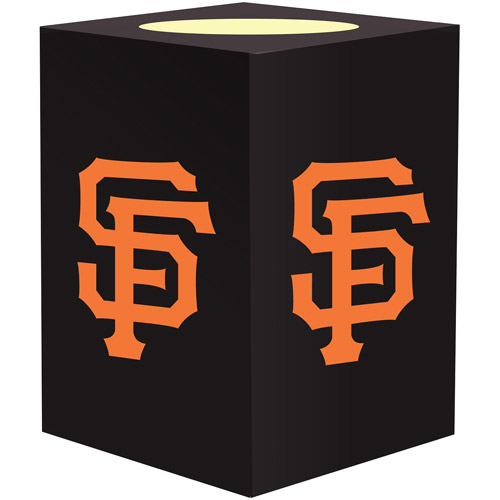 MLB Flameless Candle, San Francisco Giants
