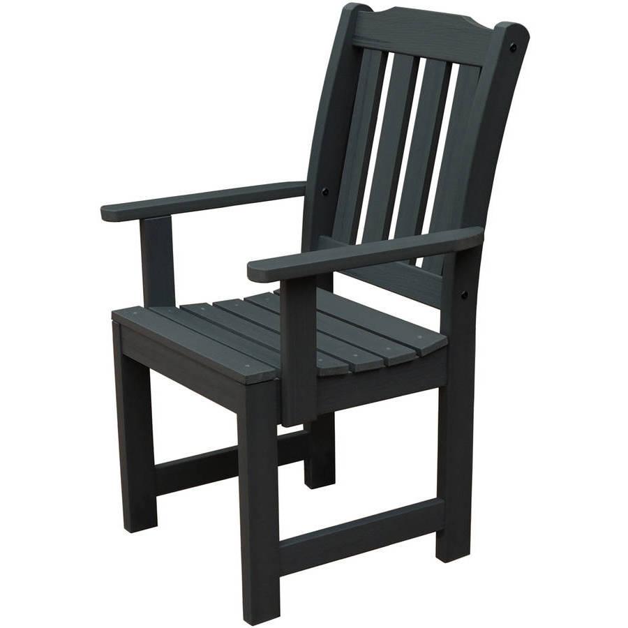 highwood® Eco-Friendly Recycled Plastic Lehigh Armchair