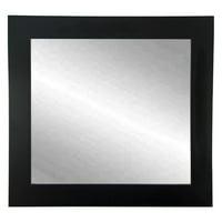 BrandtWorks Designers Choice Square Wall Mirror - White