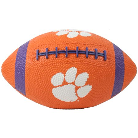 (Clemson Tigers Mini Rubber Football)