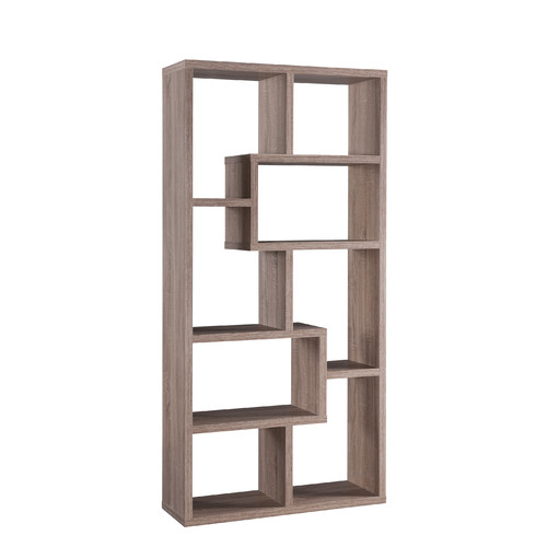 Hokku Designs Geometric Bookcase