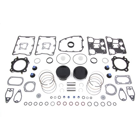 103 Twin Cam Flat Top Piston Kit Standard,for Harley Davidson,by