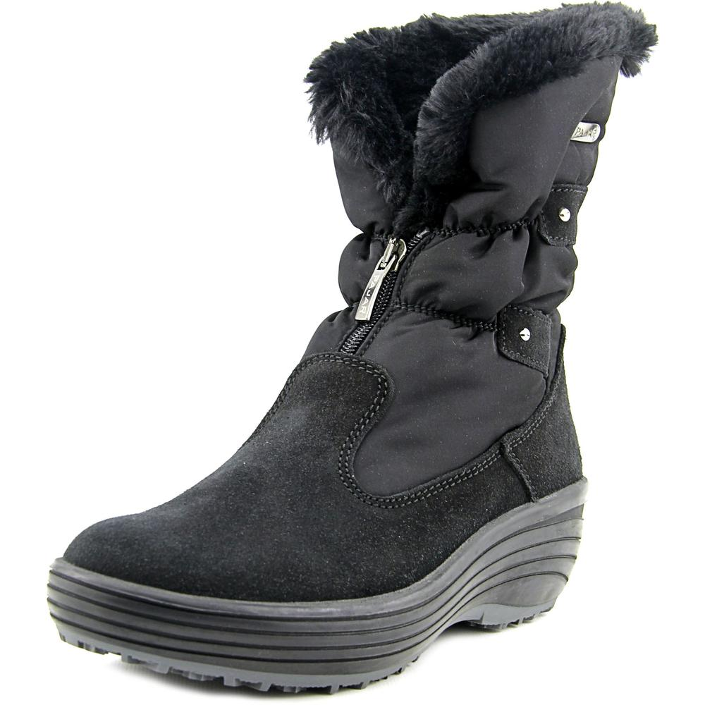 Pajar Stephy   Round Toe Suede  Snow Boot