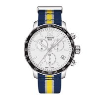 Tissot Quickster Indiana Pacers Chronograph Mens Watch T0954171703723