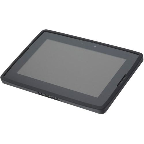 BlackBerry Silicone Skin for BlackBerry PlayBook - Black