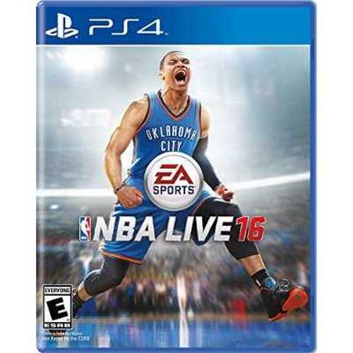 Refurbished NBA Live 16 - PlayStation 4