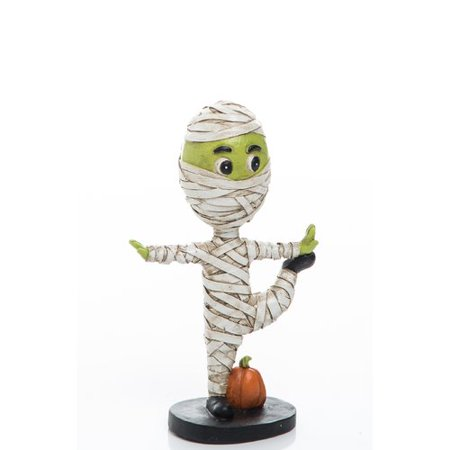The Holiday Aisle Ralph Resin Halloween Yoga Figurine