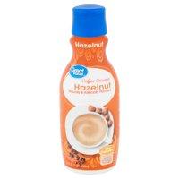 Great Value Hazelnut Coffee Creamer, 32 fl oz