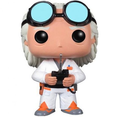 Funko POP Movie Back to The Future Doc Vinyl Figure - Doc Back To The Future