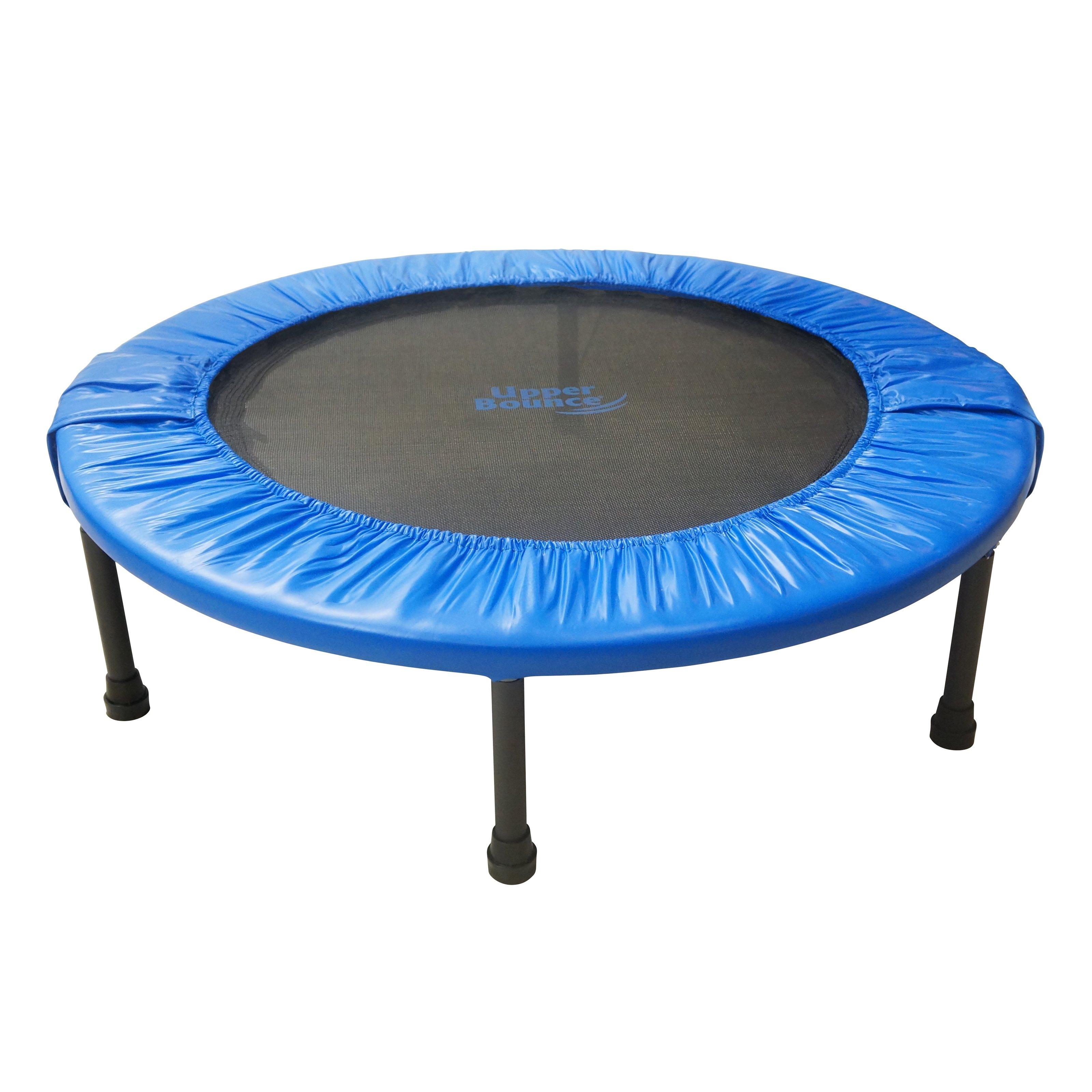 Upper Bounce 36 in. Mini Foldable Rebounder Fitness Trampoline