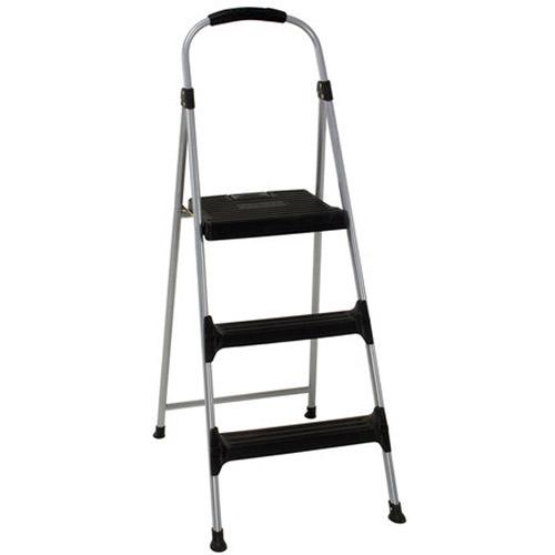 Louisville Ladder L  Ft Fiberglstep Ladder Type Ia 300 Lbs Load Capacity Walmart Com