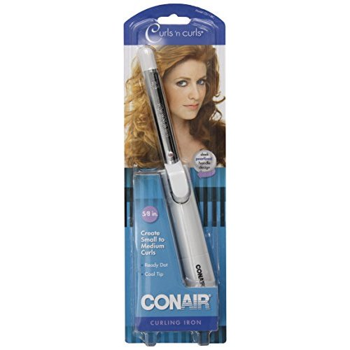 Conair Curls N' Curls Curling Iron; 5/8-inch