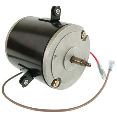 DB Electrical RFM0001 New Radiator Cooling Fan Motor For Polaris 400L 4X4 Atv, Trail Boss, Magnum 2X4, Sportsman 500, Norwegian 400L 4X4 6x6, Scrambler, Xplorer, Swedish Magnum 2410006 3084266 3084267 (500 Magnum)