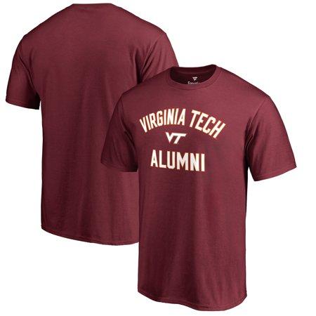 Virginia Tech Hokies Fanatics Branded Big & Tall Team Alumni T-Shirt - Maroon
