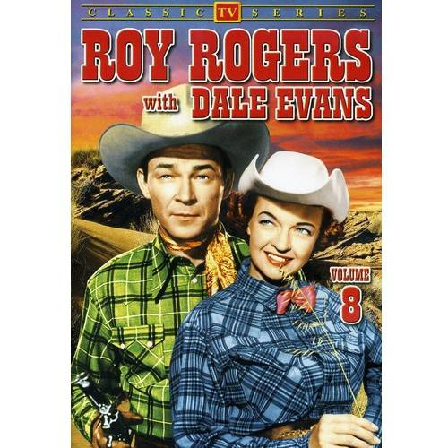 Roy Rogers With Dale Evans - Volume 8 (Full Frame)