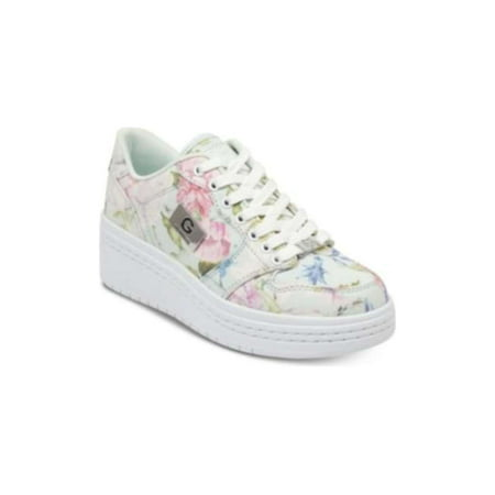G by Guess Womens Rigster Fabric Low Top Lace Up Fashion Sneakers