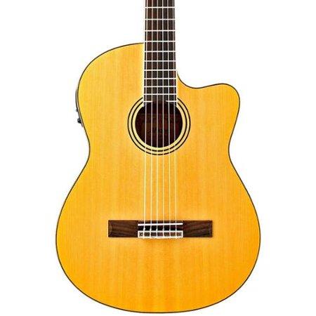 alvarez rc26hce classical hybrid acoustic electric guitar natural. Black Bedroom Furniture Sets. Home Design Ideas