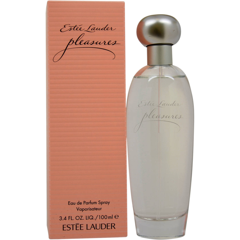 Estee Lauder Pleasures EDP Spray, 3.4 fl oz