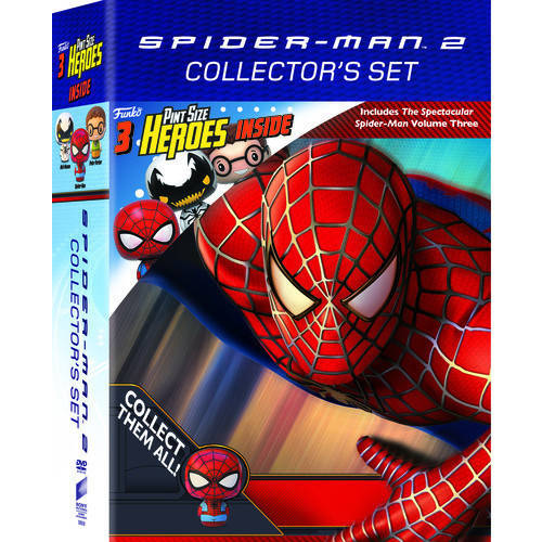 Spider-Man 2/Spectacular Spider-Man, Vol. 3 (Walmart Exclusive) (With INSTAWATCH)