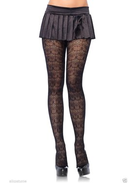 82c67215dcb Free shipping. Product Image Leg Avenue Women s Chandelier Lace Pantyhose