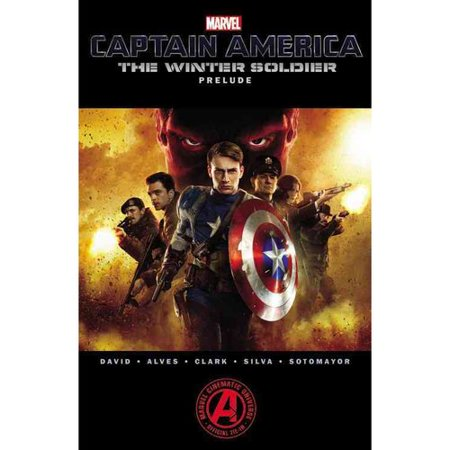 Marvels Captain America: The Winter Soldier Prelude by