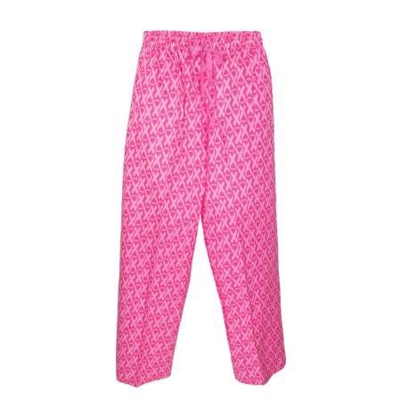 Boxercraft Women's Flannel Breast Cancer Awareness Ribbon Pajama Pants - image 4 de 4