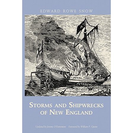 Storms and Shipwrecks of New - New England Halloween Storm