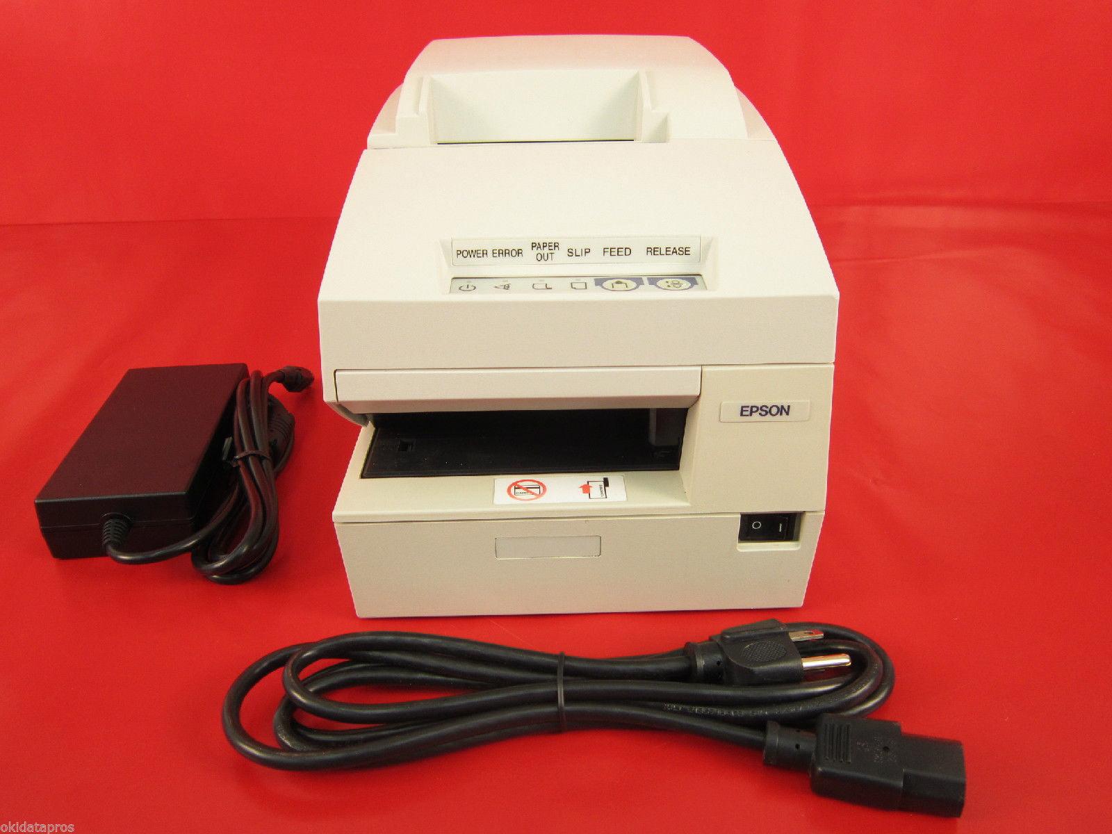 Refurbished Epson Tm-U675 M146A POS Serial Printer by Epson