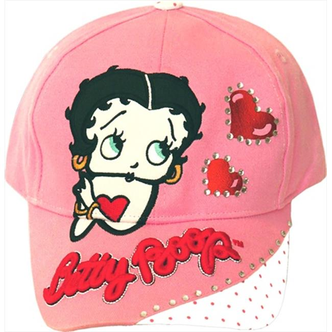 American Favorites 8024 Baseball CapBetty Sweetheart Embroidered Baseball Cap