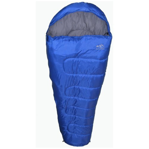 BIG RIVER OUTDOORS Rio 30 Degree Mummy Sleeping Bag by Overstock