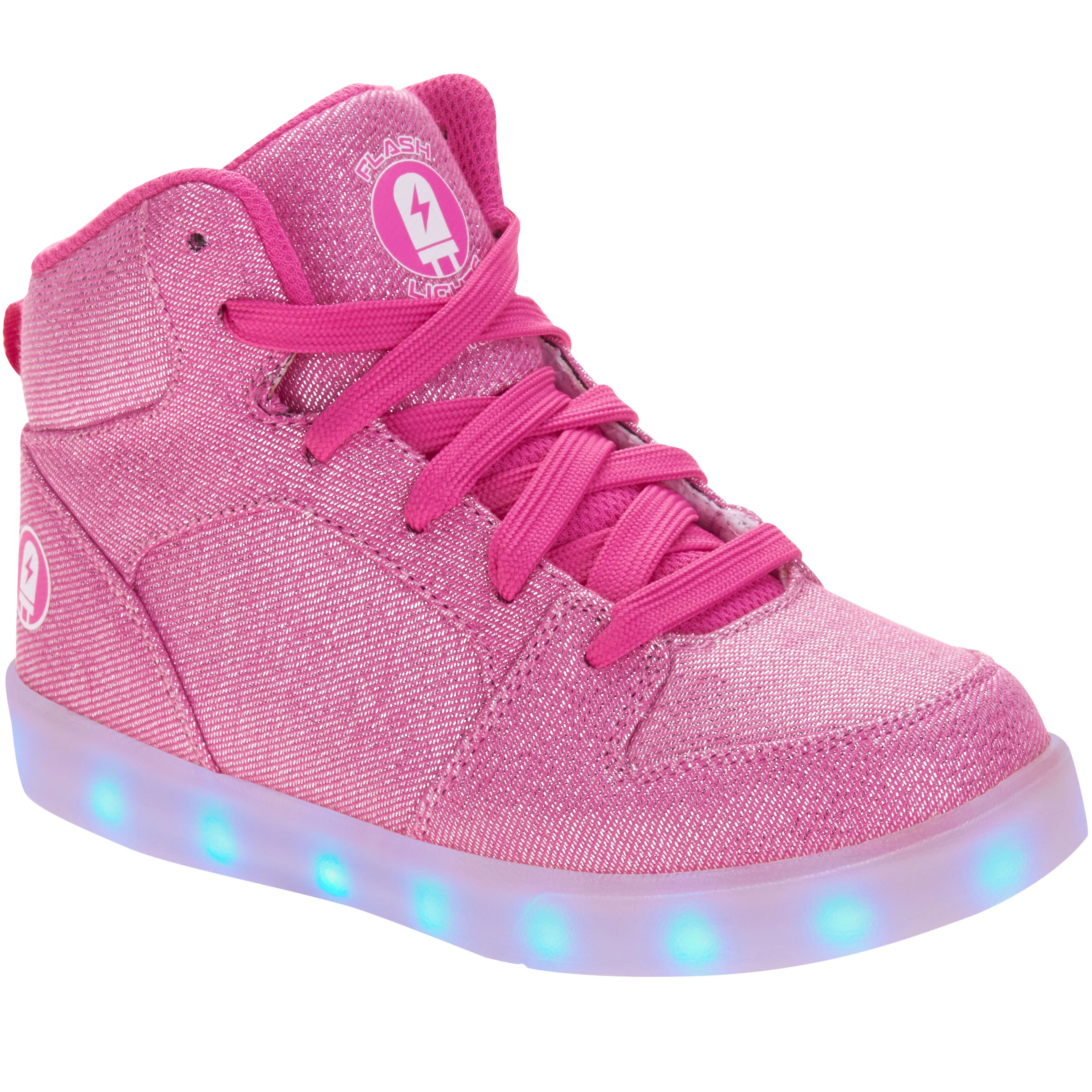 Flash Lights Brand Shoes
