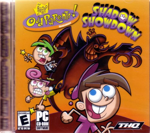 Fairly OddParents Shadow Showdown PC CDRom Things are about to get really odd in Fairly Odd Parents Shadow... by THQ