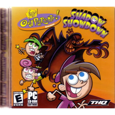 Fairly OddParents Shadow Showdown PC CDRom - Things are about to get really odd in Fairly Odd Parents Shadow Showdown