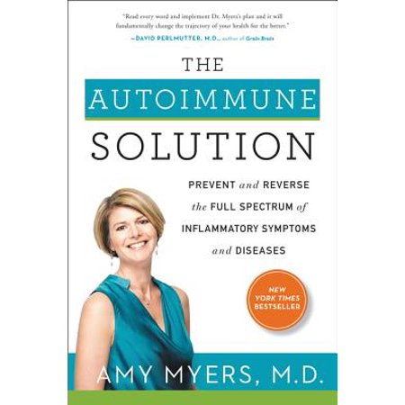 The Autoimmune Solution : Prevent and Reverse the Full Spectrum of Inflammatory Symptoms and Diseases - Spectrum Of Colors