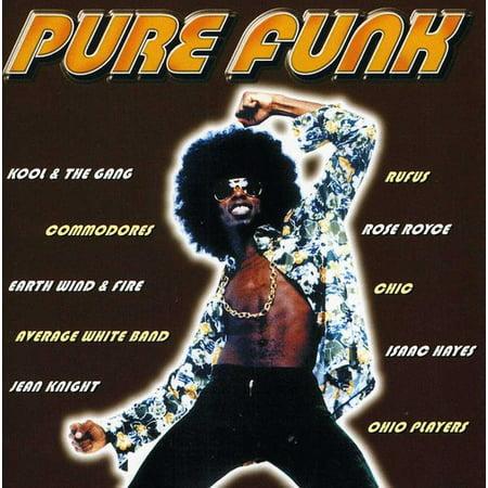 Pure Funk / Various (CD)