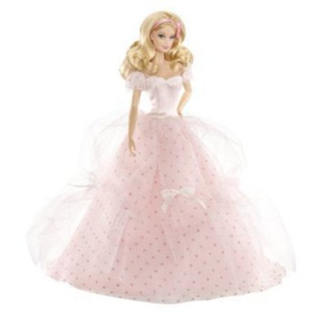 Barbie - Mattel Barbie Birthday Wishes Doll - Birthday Barbie