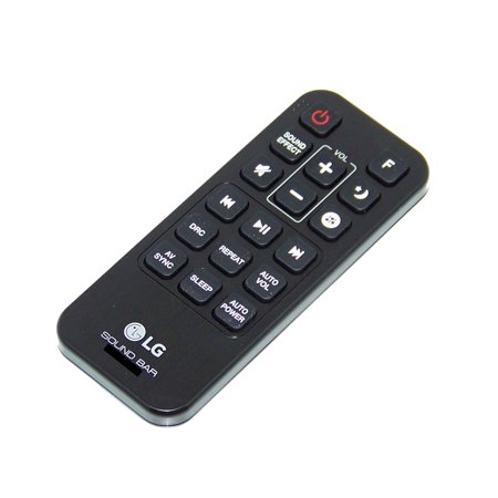 OEM LG Remote Control Originally Shipped With: SH7B