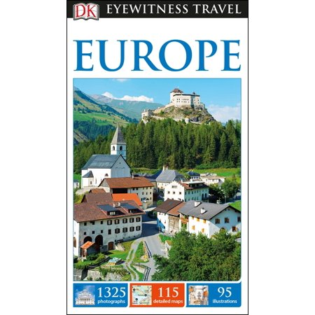 Dk Eyewitness Travel Guide Europe: 9781465457103